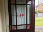 Replacement Misted Coloured Leaded Double Glazed Units, Nottingham
