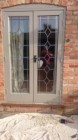 Replacement Leaded Design Double Glazed Unit in Nottingham