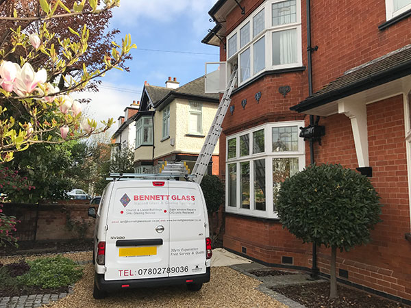 Glazing Services Nottingham