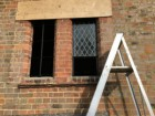 Church Restoration Work, Spalding, Leicestershire